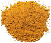Sắc tố màu vàng camferrite kẽm, nhôm, magiê- Siêu mịn - Chịu nhiệt