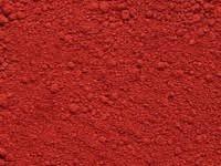 Bột màu đỏ ôxít sắt (Red iron oxide pigment)