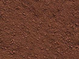 Bột màu nâu ôxít sắt  (Brown iron oxide pigment)